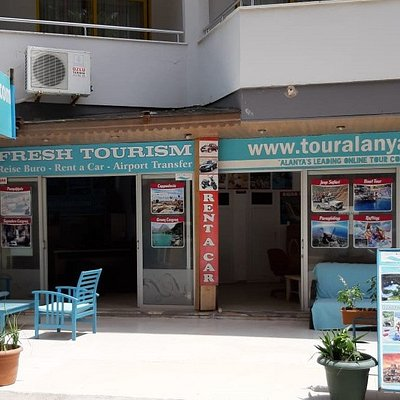 Tour Alanya by  Fresh Tourism office