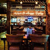 Lovely Tgi Fridays in Temple bar