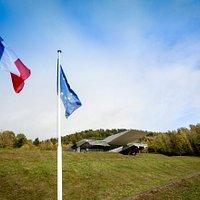 Mémorial Alsace Moselle. (crédit photo : Parlement Européen)