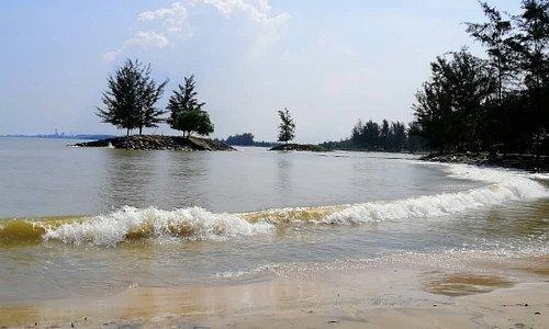 Morning View at Pantai Tg Batu Bintulu