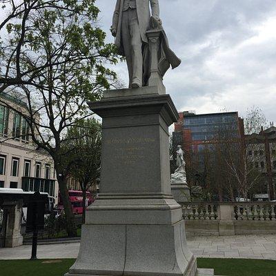 Sir Edward James Harland Statue Belfast
