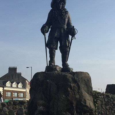 King William 3rd Statue