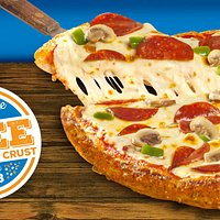 Greco Pizza - Free Flavoured Crust