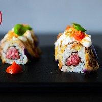 Il Langasushi®, roll con gusti della tradizione
