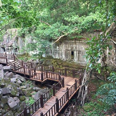 Beng Mealea ,12 century.