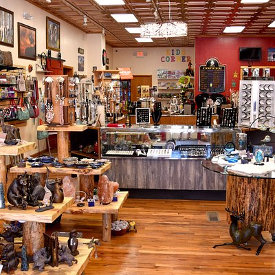 Gifts, Jewelry, Body Care, Purses and Wallets, Boots, Clothing, and More !