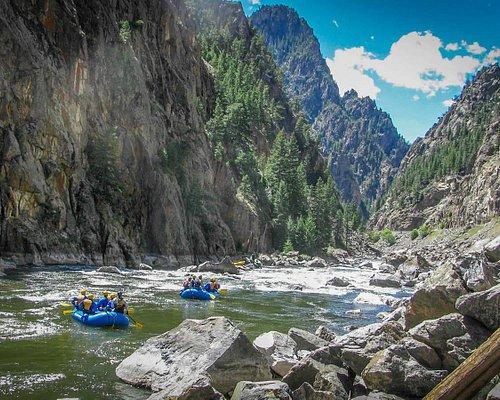rafting adventures on Colorado's best rivers
