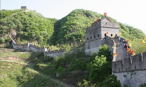Private Dandong City Day Tour:Hushan Great Wall,Yalu River Broken Bridge,Border