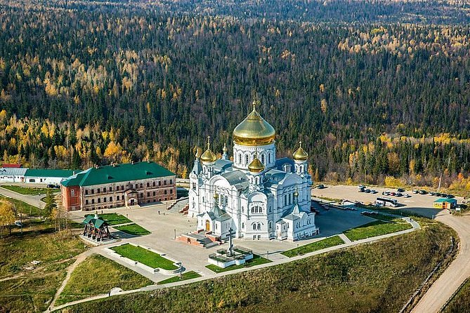 "Expand the history of the Belogorsk Monastery ""Ural Athos"""