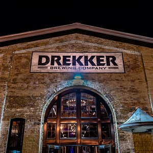 Drekker Brewing Company - Brewhalla