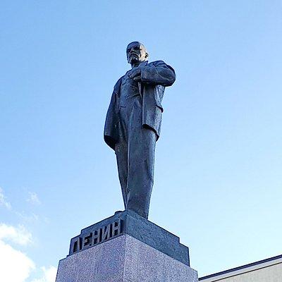 Ставрополь. Памятник Владимиру Ильичу Ленину