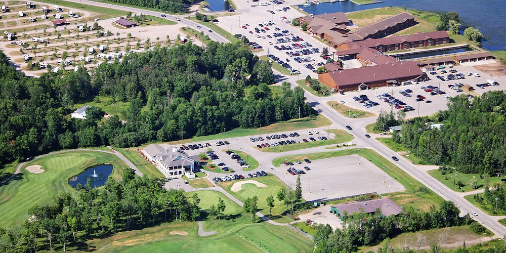Make plans to stay at Michigan's only waterfront casino located in beautiful Brimley, MI.
