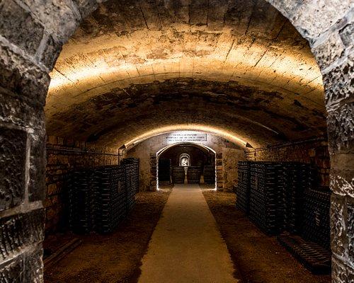 Visitez au coeur de Beaune les plus grandes caves de Bourgogne