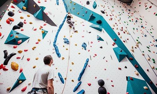 Big Rock Climbing, Kingston, Milton Keynes