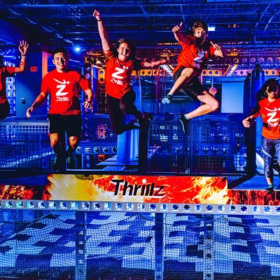 Thrillz is the new way to fly!