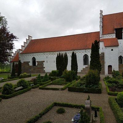 Forpladsen med gravpladser