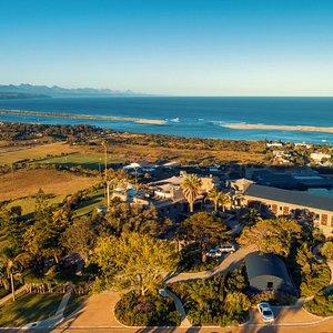 Aerial photography of Sky Villa