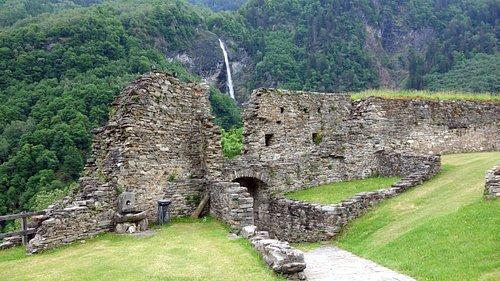 Mesocco - Castello