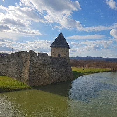 Zrin fortress was protecting the locals from the conquerors for centuries.