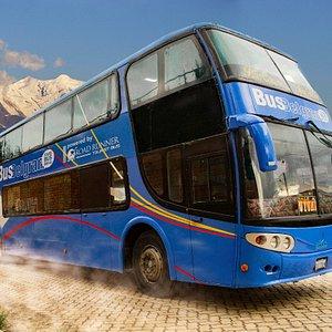 Road Runner Bus to Uyuni
