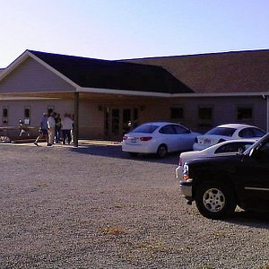Exterior view of the Plymouth Seventh-day Adventist Church