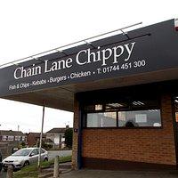 Chain Lane Chippy, St. Helens