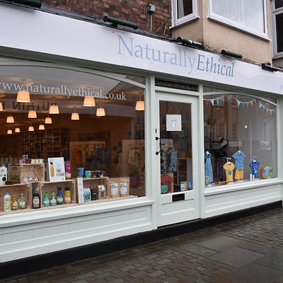 Naturally Ethical 39 Well Street, Ruthin