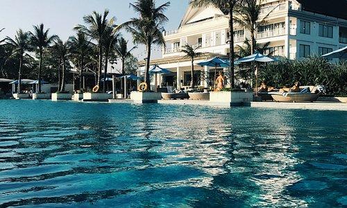 Swim into holiday mood!