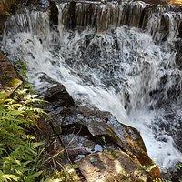 Waterfall at Natural Bridge near Graskop