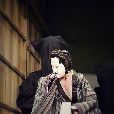 阿波十郎兵衛屋敷での浄瑠璃上演