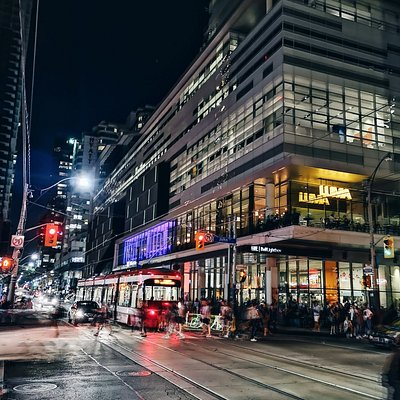 TIFF Bell Lightbox is the best place to see films in Toronto.