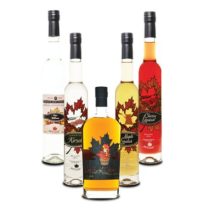 "Award winning spirits and liqueurs made in Penticton.  Our ""Lady of the Cask"" wine brandy has aged in oak since 2010. It is a special treat for guests who love Cognac or other fine European wine brandies"