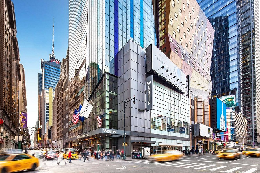 The Westin New York At Times Square Updated 2021 Prices Hotel Reviews New York City Tripadvisor