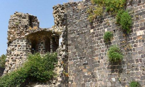 Crusader Fortress Ruins
