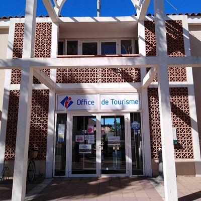 Tourist information office Portiragnes