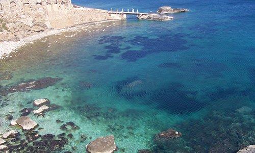 La tonnara di Portopalo e il suo mare Cristallino