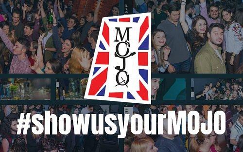 #showusyourMojo