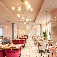 CISMIGIU Bistro - The Pink Restaurant of Bucharest