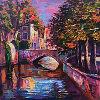 Great paintings of Bruges