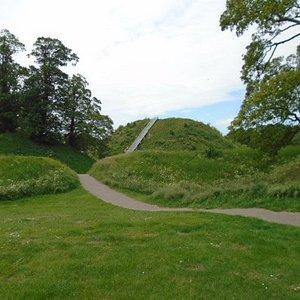 Thetford Castle Mound