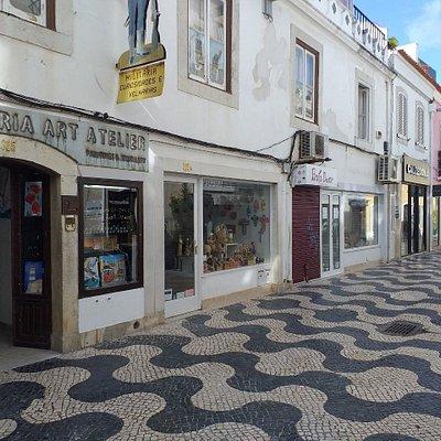 Rua Frederico Arouca ;Cascais