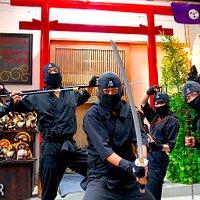 Ninja staff always welcome you!!