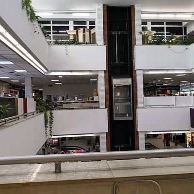 Budagyöngye Shopping Centre.