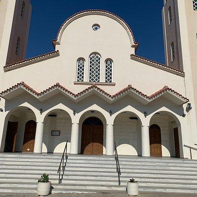 Ναός της Κυρίας των Αγγέλων