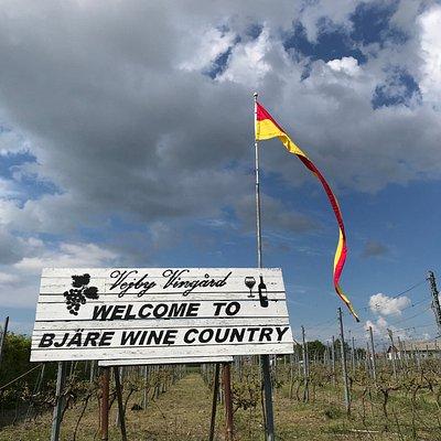 Bjäre Wine Country