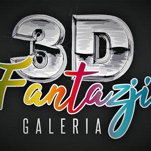 Galeria Fantazji 3D logo