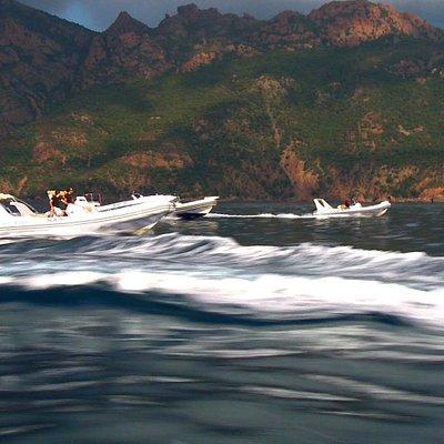 Rent aboat in Calvi Corsica