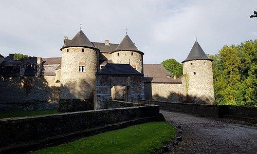 L'entrée médiévale