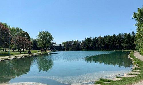 Nice Park on a sunny day
