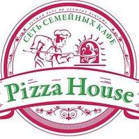 Логотип сети семейных кафе Pizza House